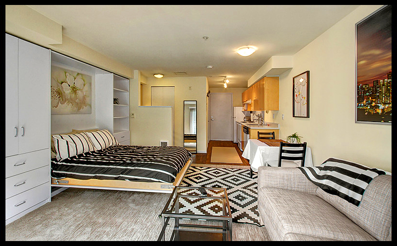 1 & 2 Bedroom Suites