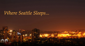 Suites for extended stay in the Seattle area