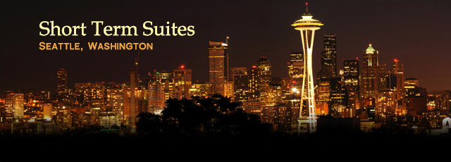 seattle furnished apartment corporate suite extended stay lease