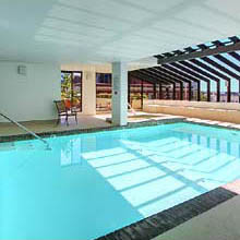Belltown Condo Swimming Pool